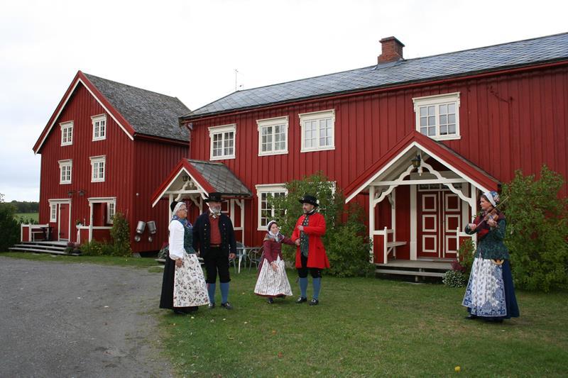 Kulturgården Bjerkem i Steinkjer