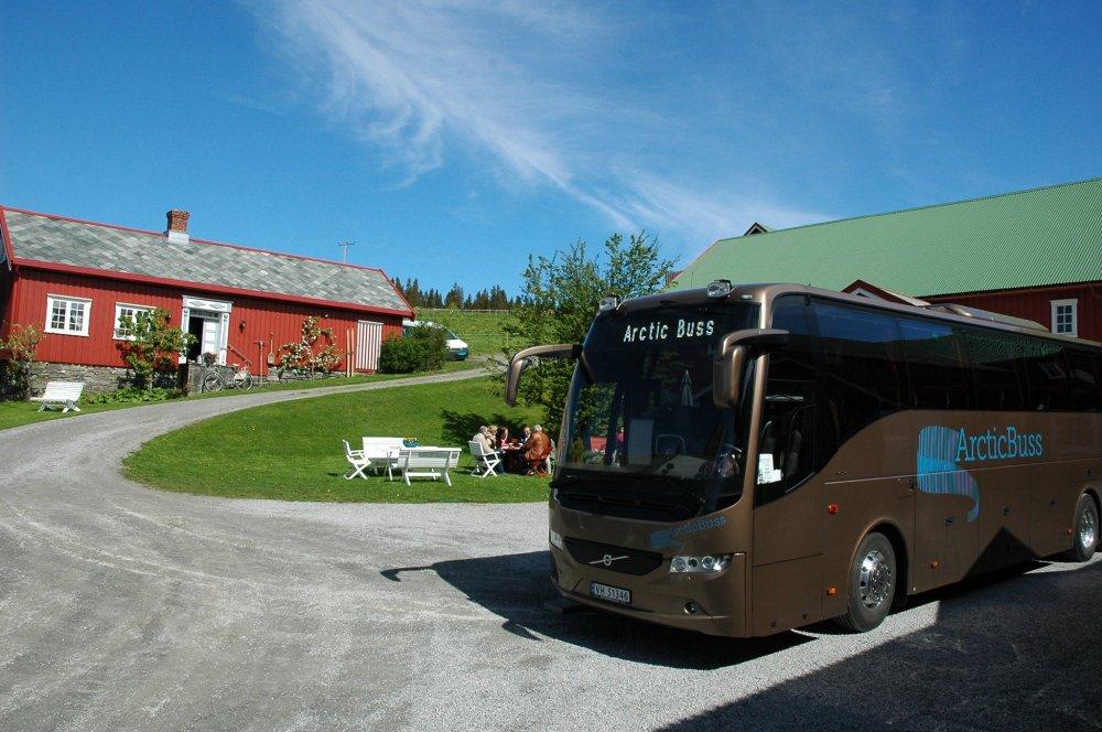 arctic bus
