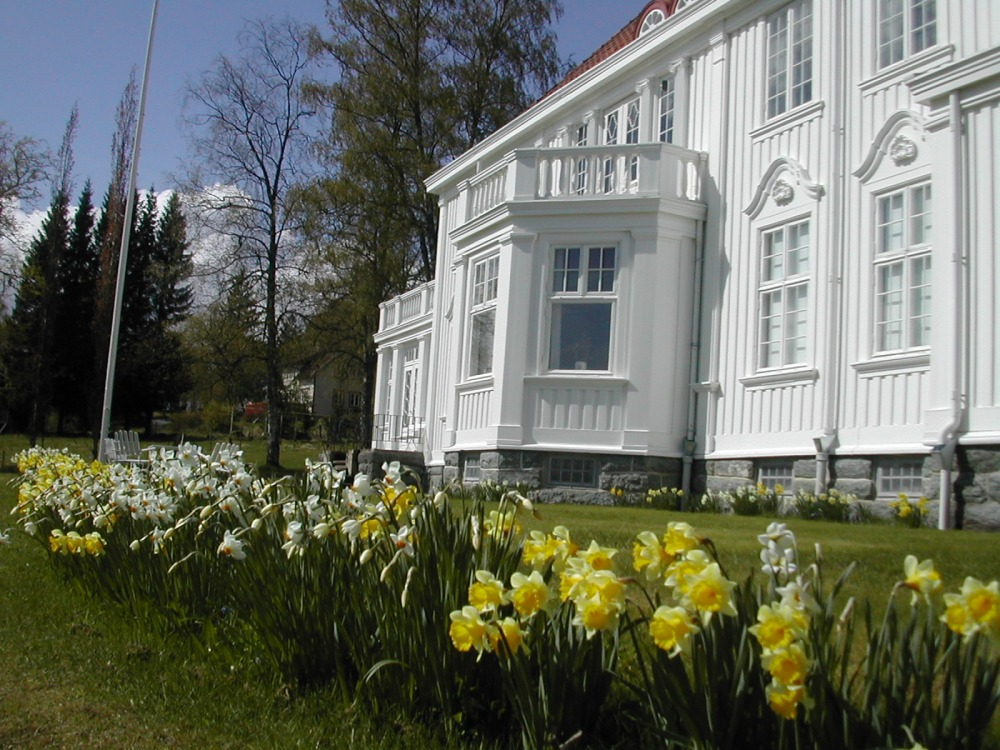 Fylkesmanngården i Steinkjer
