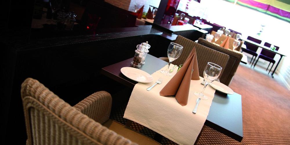 Restauranten på Quality Hotel Grand Hotel Steinkjer