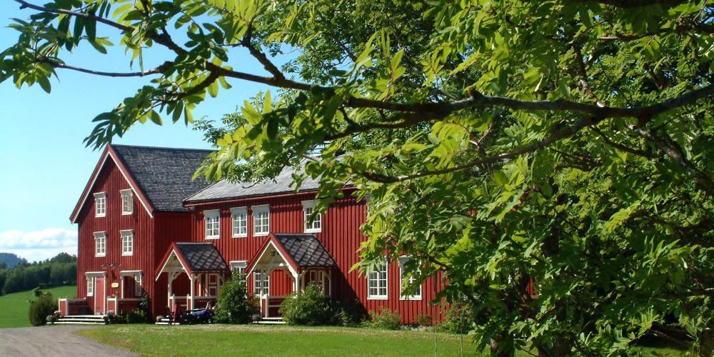 Kulturgården Bjerkem i Henning, Steinkjer